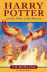 Harry Potter y la Orden de Fenix