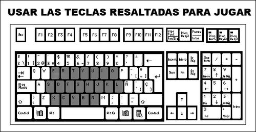 teclado online