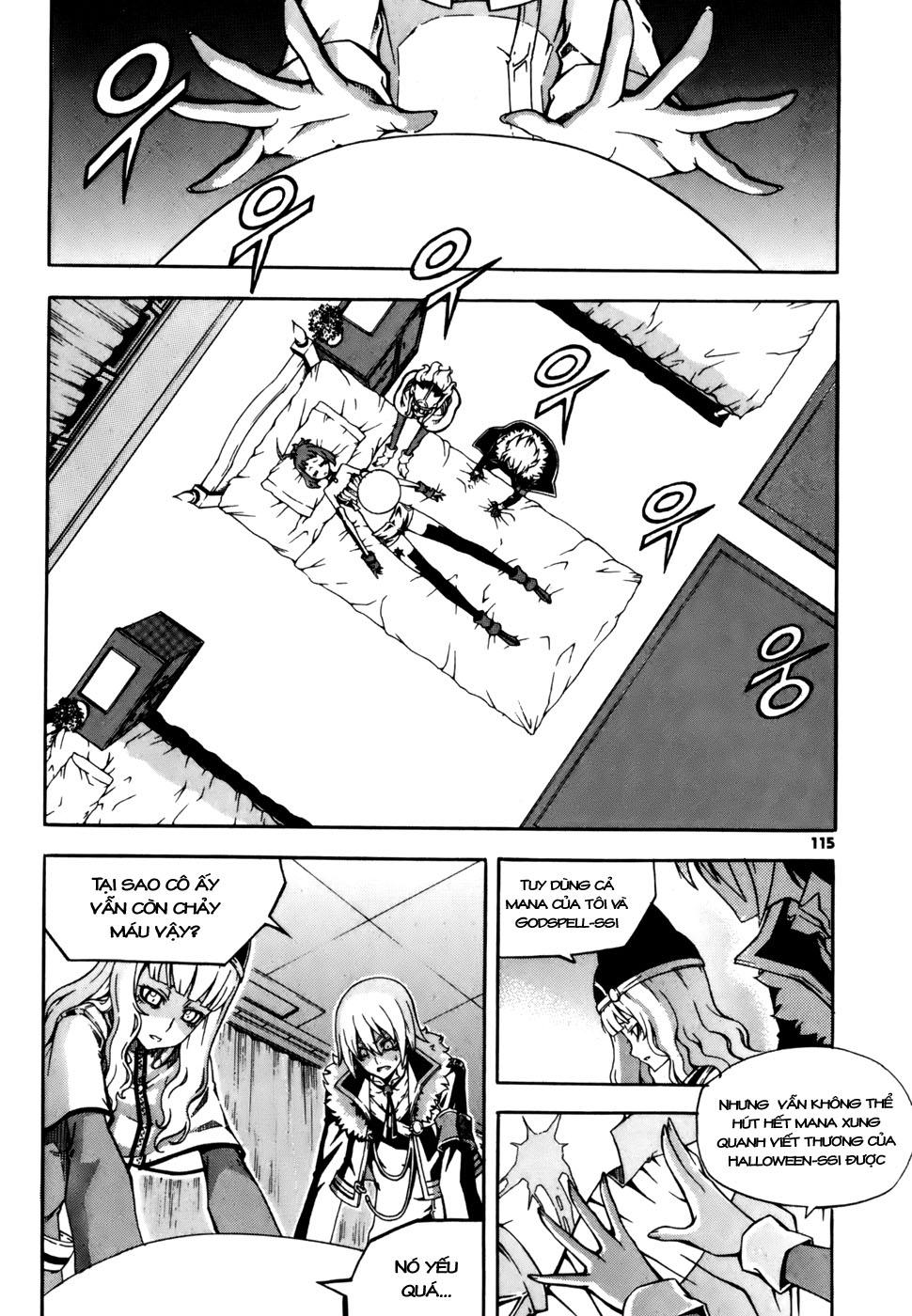 Witch Hunter – Thợ Săn Phù Thủy chap 30 page 2 - IZTruyenTranh.com