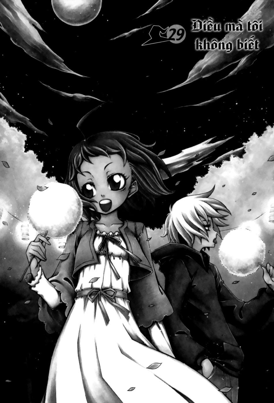Witch Hunter – Thợ Săn Phù Thủy chap 29 Trang 4 - Mangak.info