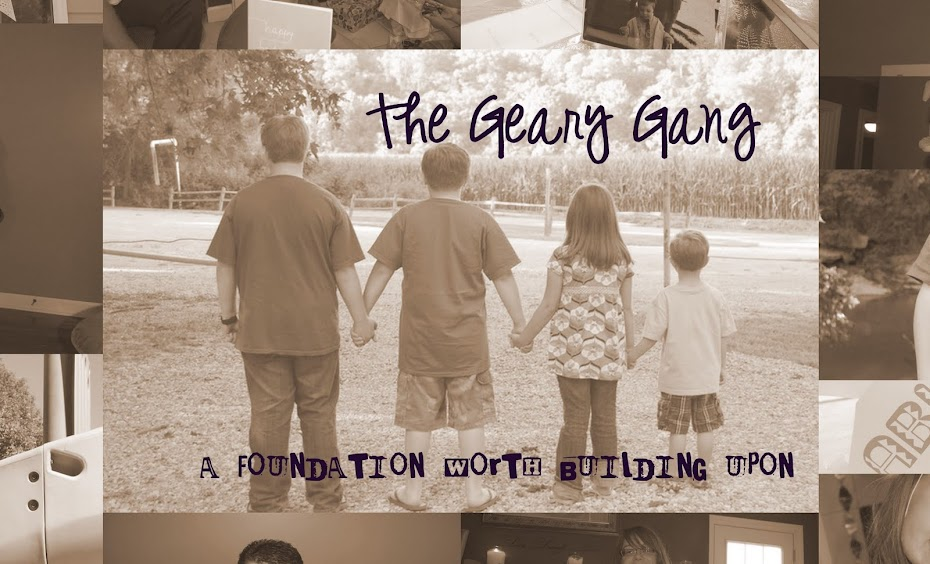 The Geary Gang
