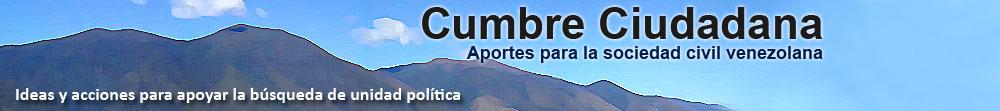 Cumbre Ciudadana
