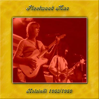 Fleetwood Mac-1969-09-24 Helsinki, Kultuuritalo & Helsinki July 1968