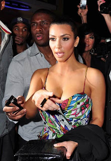 Kim Kardashian Photos at Miami
