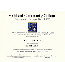 Floral Design Certificate
