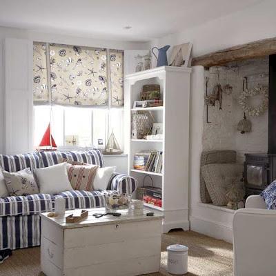 En mi espacio vital muebles recuperados y decoraci n for Salones muy pequenos