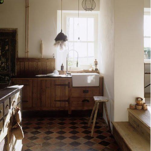 25 Preciosas Cocinas Pequeñas: EN MI ESPACIO VITAL: Muebles Recuperados Y Decoración