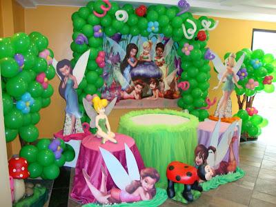 decoração festinha infantil fotos