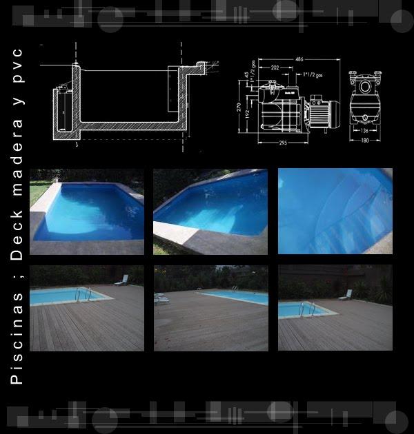 Arquitecto jochen passig piscinas y deck for Piscinas diseno estructural