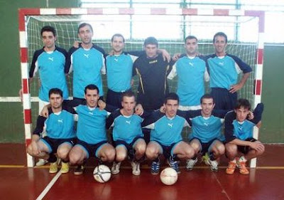 Equipo de Benardos - Interpueblos 2008