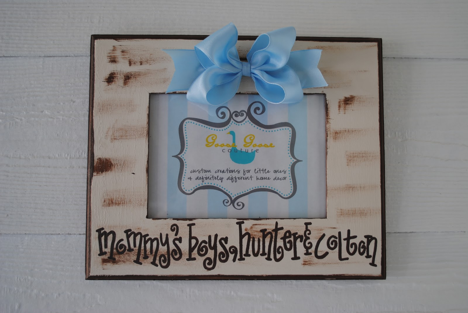 Goose Goose Couture: LOTS of new stuff! ~ Part 5: Picture Frames ...