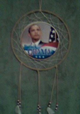OBAMA DREAM CATCHER