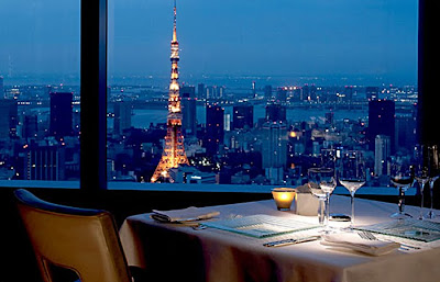 Presidential Suite, Ritz-Carlton, Tokyo
