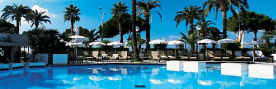 Penthouse Suite, Martinez Hotel, Cannes