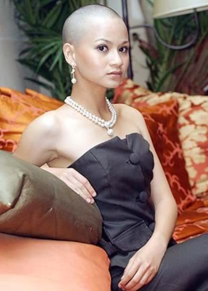 Oh! Gambar: Apabila artis wanita Malaysia berambut pendek!