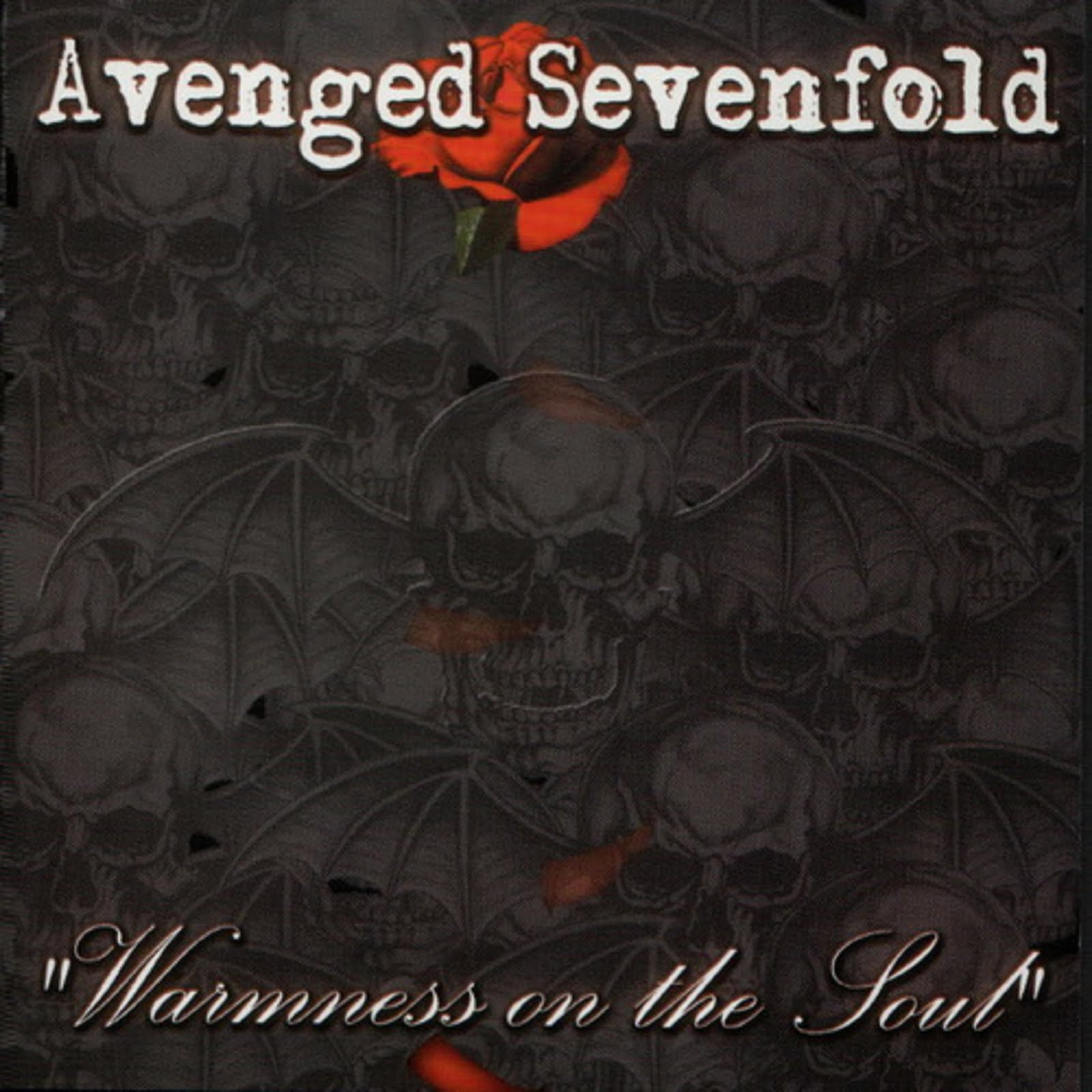 a7x warmness on the soul