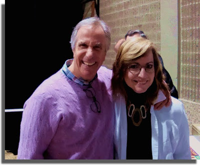 The Fonz and I