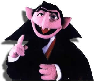 Countin' With The Count