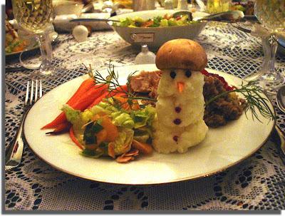 Doomed Snowman