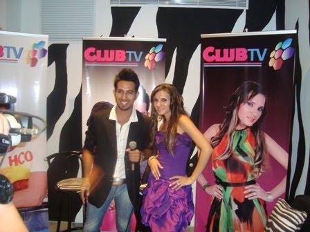 Presentadores ClubTV 2010