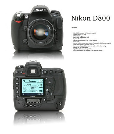 Dom Bower Photo Blog: OMG Nikon D700 Replacement!