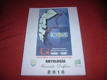 """Me publicaron en la """"Antología Gonzalo Delfino 2010"""""""