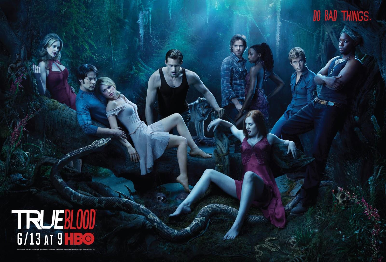 Posters Publicitarios 3 temporada TrueBloodseason3-poster