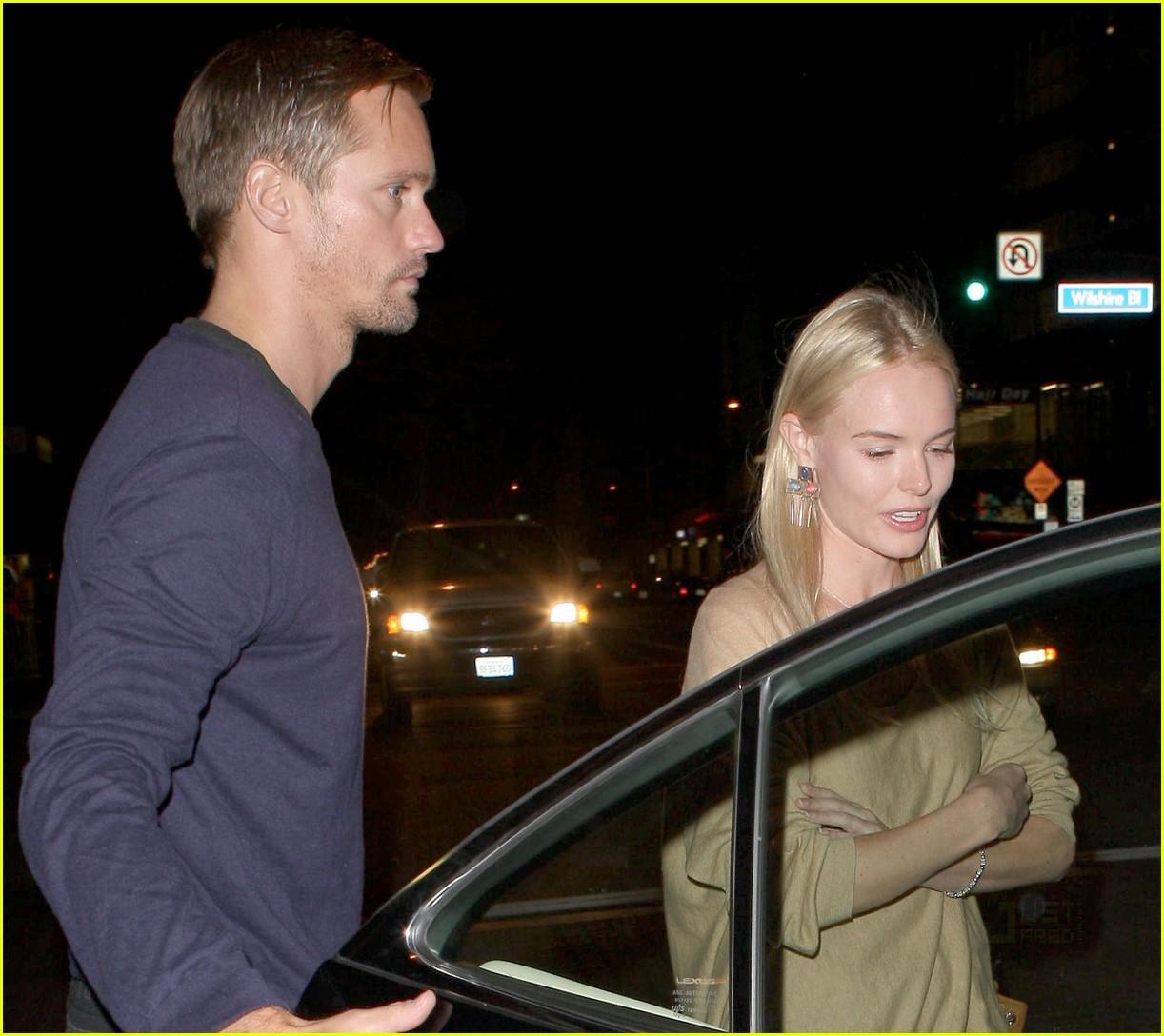 Alexander Skarsgard Co... Kate Bosworth Brother