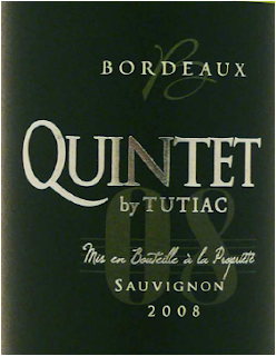 quintet by tutiac bordeaux