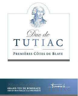 Duc de Tutiac - Premires Ctes de Blaye
