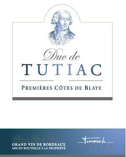Duc de Tutiac - Premières Côtes de Blaye