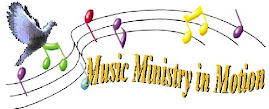Music Ministry in Motion Logo