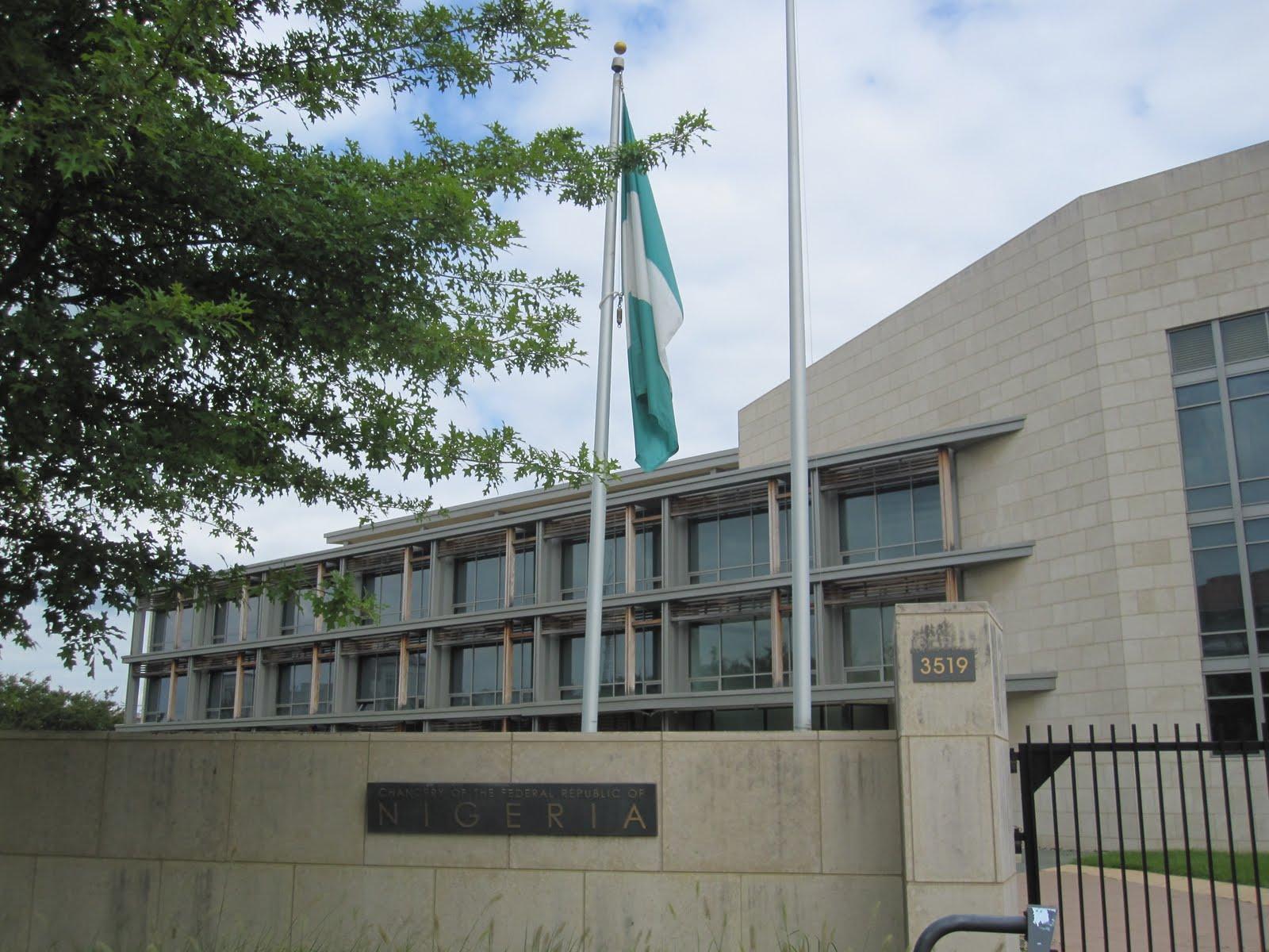 east german embassy dc