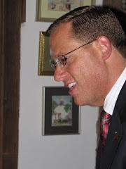 Candidate Brian Colon