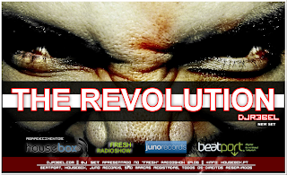 Dj R3bel - The Revolution