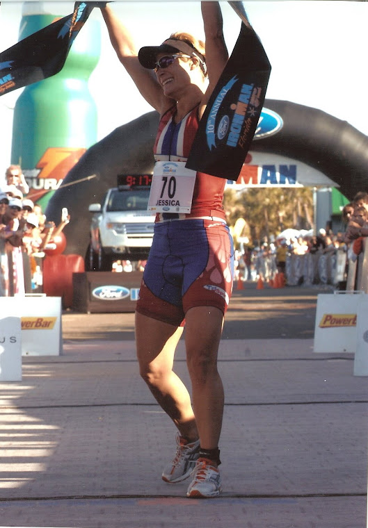 Official picture from Ironman Florida 2008