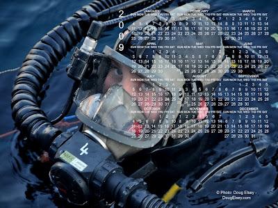 Carleton Dive screensaver