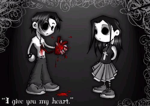 emo love te amo. de amor emo. triunfo del amor