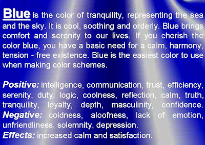Meaning of colors psychology of color personality colors blue is seen as trustworthy dependable and committed the color of ocean and sky blue is perceived as a constant in our lives as the collective color of publicscrutiny Choice Image