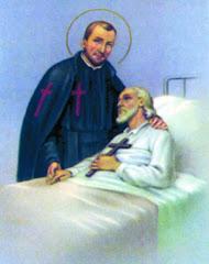 Oração a São Camilo de Lelis