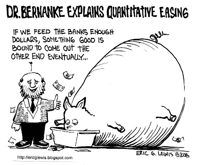 Thursday's Fed Folly–Time for Bernanke to Put Up or Shut Up
