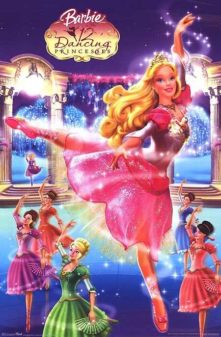 Barbie wallpapers - Barbie 12 princesse ...