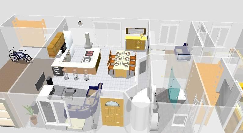 Blog construction maison bbc sandra et micha l avec villas et maisons de france vmf - Amenagement piece a vivre en l ...
