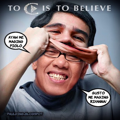 Blog on Pinoy Beauty Make Over Talaga    My Pinoy Humor Blog
