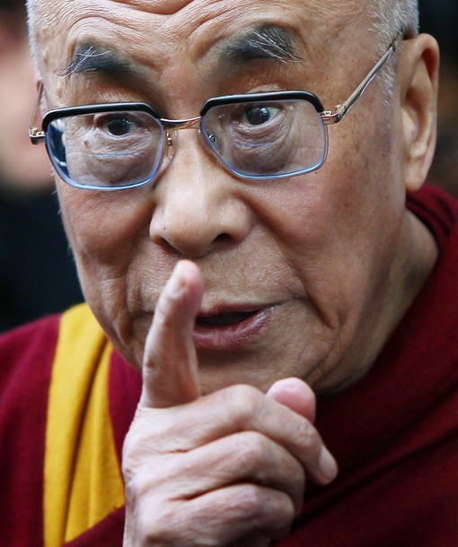ICHEOKU, THE DALAI LAMA VISITED!