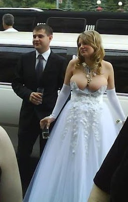 A WEDDING GOWN DO YOU MIND