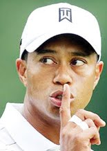ICHEOKU, TIGER WOOD SAYS HE IS NOT BLACK?