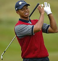 ICHEOKU, TIGER WOODS STRIKES OUT & GIVES UP!