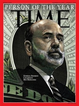 ICHEOKU, BERNANKE IS TIME PERSON OF THE YEAR 2009!
