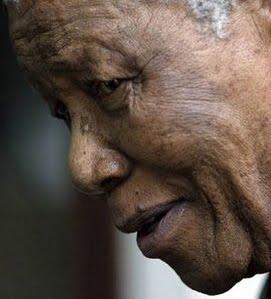 HAPPY 92ND BIRTHDAY, MANDELA!